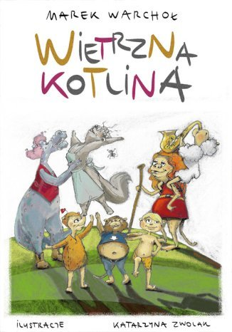 Okładka książki/ebooka Wietrzna kotlina