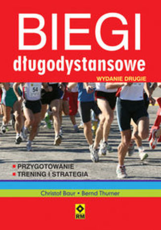 Okładka książki/ebooka Biegi długodystansowe
