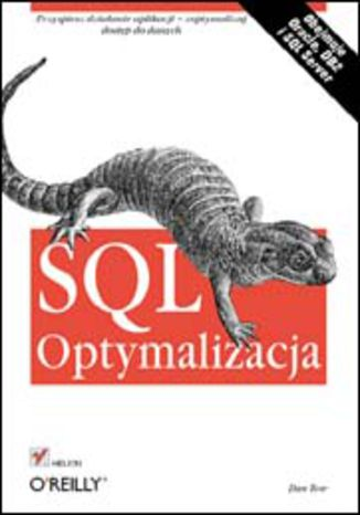 Okładka książki/ebooka SQL. Optymalizacja