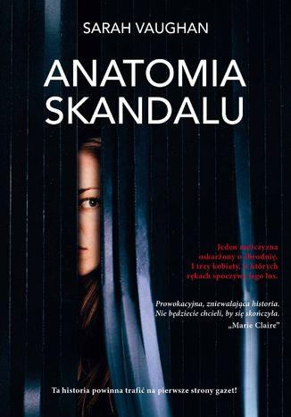 Okładka książki/ebooka Anatomia skandalu
