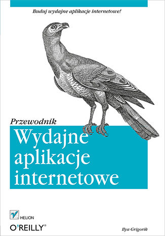 Okładka książki Wydajne aplikacje internetowe. Przewodnik