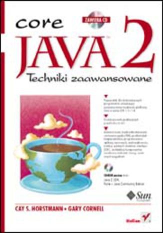Okładka książki/ebooka Java 2. Techniki zaawansowane