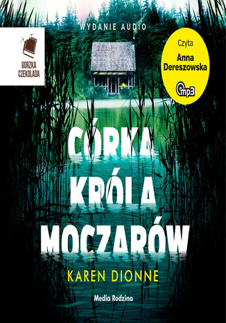 Okładka książki/ebooka Córka króla moczarów
