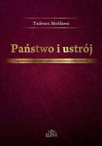 Okładka książki/ebooka Państwo i ustrój