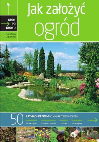 Okładka książki/ebooka Jak założyć ogród