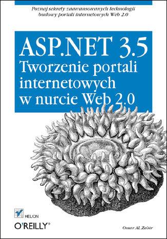 Okładka książki/ebooka ASP.NET 3.5. Tworzenie portali internetowych w nurcie Web 2.0