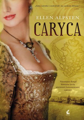 Okładka książki/ebooka Caryca