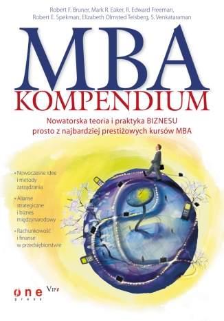 Okładka książki/ebooka MBA. Kompendium