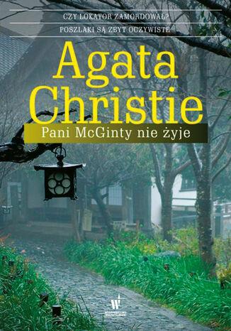 Okładka książki/ebooka Pani McGinty nie żyje