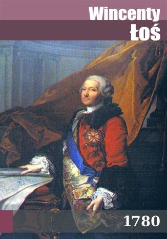 Okładka książki/ebooka 1780. Obraz dramatyczny w pięciu aktach z faktów dziejowych