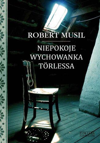 Okładka książki/ebooka Niepokoje wychowanka Törlessa