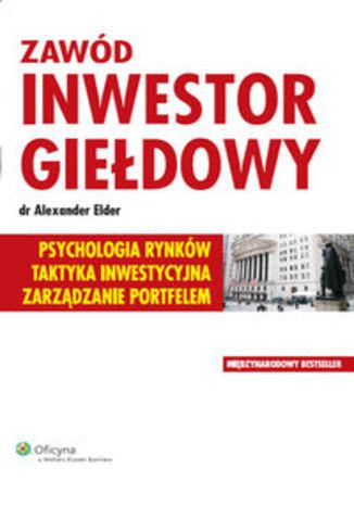 Okładka książki Zawód inwestor giełdowy