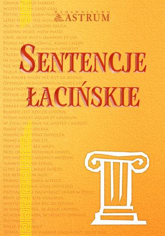 Okładka książki/ebooka Sentencje łacińskie