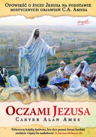 Okładka książki/ebooka Oczami Jezusa
