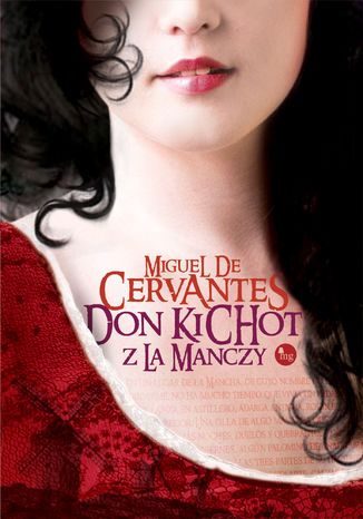 Okładka książki/ebooka Don Kichot z La Manczy