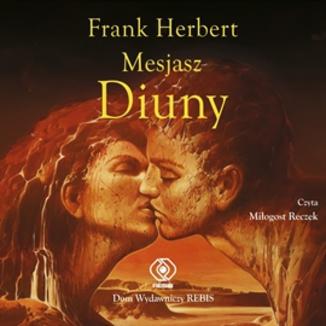 Okładka książki Mesjasz Diuny
