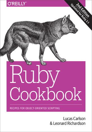 Okładka książki/ebooka Ruby Cookbook. 2nd Edition