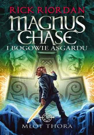 Okładka książki/ebooka Młot Thora