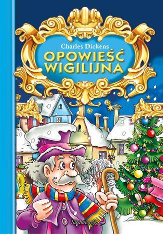 Okładka książki/ebooka Opowieść wigilijna