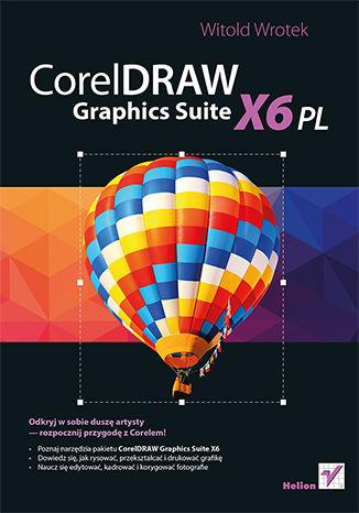 Okładka książki/ebooka CorelDRAW Graphics Suite X6 PL