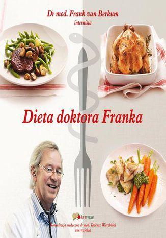 Okładka książki/ebooka Dieta doktora Franka