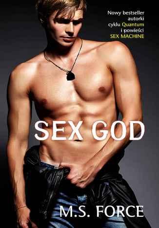 Okładka książki/ebooka Sex God