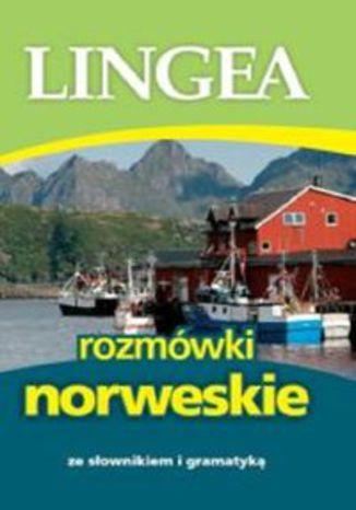 Okładka książki/ebooka Lingea rozmówki norweskie. ze słownikiem i gramatyką