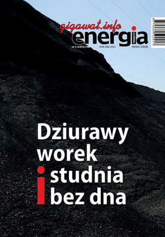 Okładka książki/ebooka Energia Gigawat nr 2-3/2016