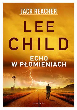 Okładka książki/ebooka Echo w płomieniach