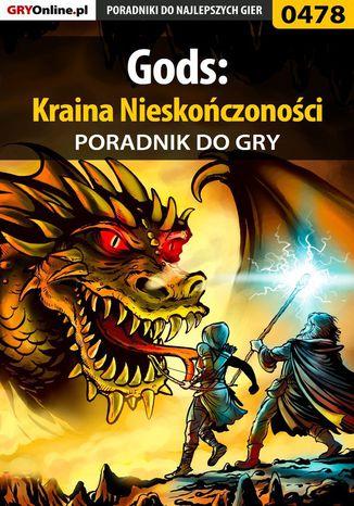 Okładka książki/ebooka Gods: Kraina Nieskończoności - poradnik do gry