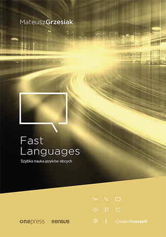 Okładka książki/ebooka Fast Languages. Szybka nauka języków obcych