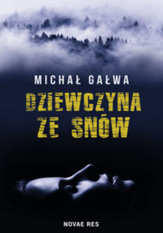 Okładka książki/ebooka Dziewczyna ze snów