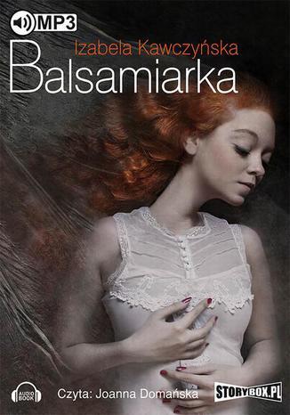 Okładka książki/ebooka Balsamiarka