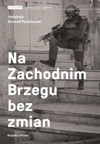 Okładka książki/ebooka Na Zachodnim Brzegu bez zmian