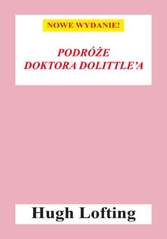 Okładka książki/ebooka Podróże doktora Dolittle
