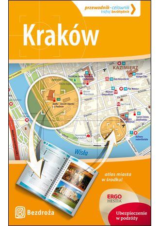 Okładka książki/ebooka Kraków. Przewodnik - Celownik. Wydanie 1