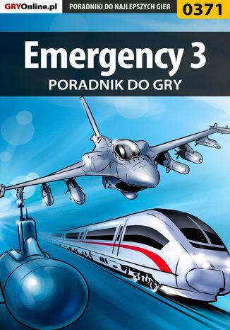 Okładka książki/ebooka Emergency 3 - poradnik do gry