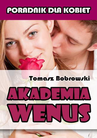 Okładka książki/ebooka Akademia Wenus