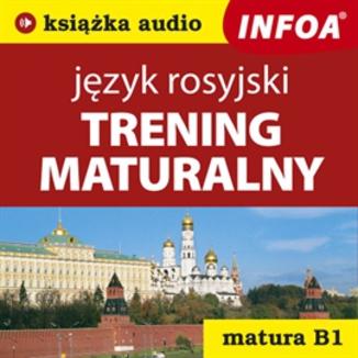 Okładka książki Trening maturalny - język rosyjski (B1)