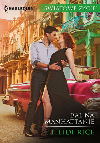 Okładka książki/ebooka Bal na Manhattanie
