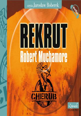Okładka książki/ebooka Rekrut. Cherub