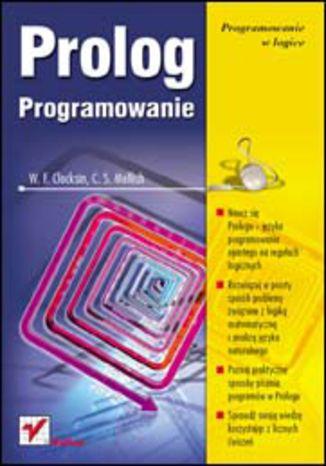 Okładka książki/ebooka Prolog. Programowanie