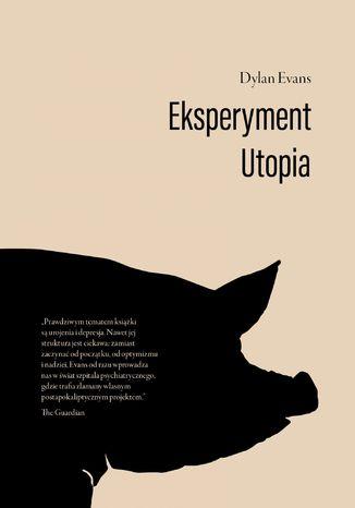 Okładka książki/ebooka Eksperyment Utopia