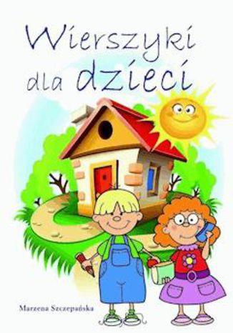 Okładka książki/ebooka Wierszyki dla dzieci