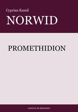 Okładka książki/ebooka Promethidion