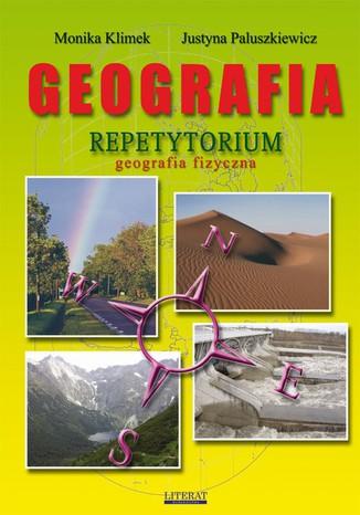 Okładka książki/ebooka Geografia. Repetytorium. Geografia fizyczna