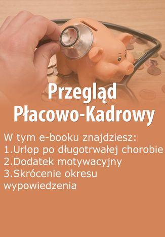 Okładka książki/ebooka Przegląd Płacowo-Kadrowy, wydanie październik 2014 r