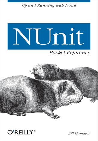 Okładka książki/ebooka NUnit Pocket Reference