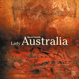 Okładka książki Lady Australia