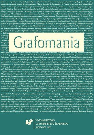 Okładka książki/ebooka Grafomania